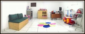 Sala de Psicologia e Arteterapia